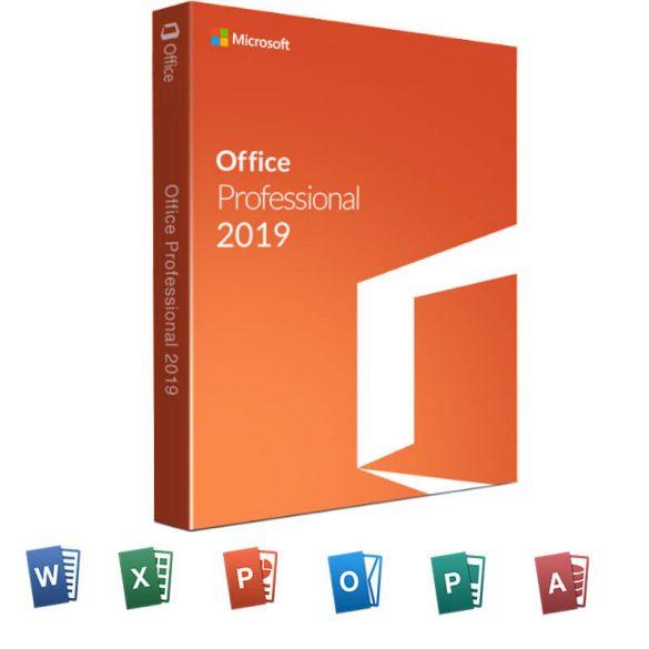 Microsoft Office 2019 Professional (OEM)