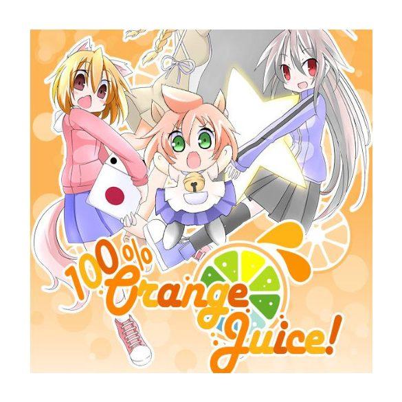 100% Orange Juice - Acceleration Pack