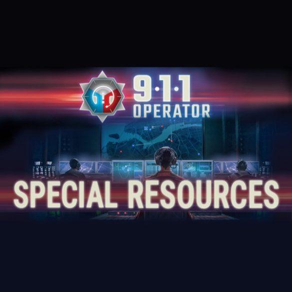 911 Operator - Special Resources (DLC) (EU)