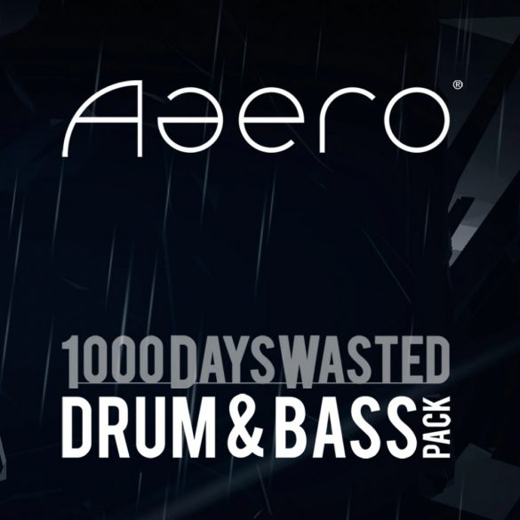 Aaero - 1000DaysWasted - Drum & Bass Pack (DLC)