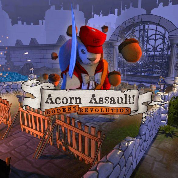 Acorn Assault: Rodent Revolution