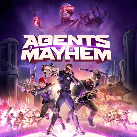 Agents of Mayhem Steam CD Key