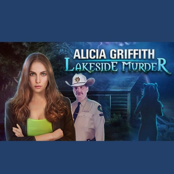 Alicia Griffith -Lakeside Murder