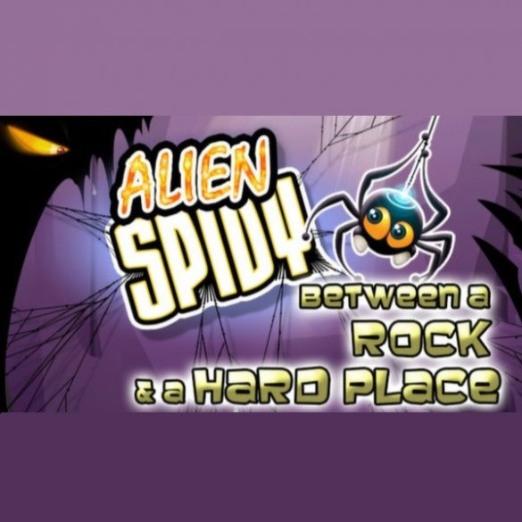 Alien Spidy: Between a Rock and a Hard Place (DLC)