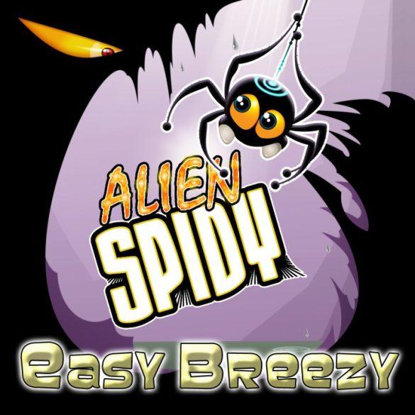 Alien Spidy: Easy Breezy (DLC)