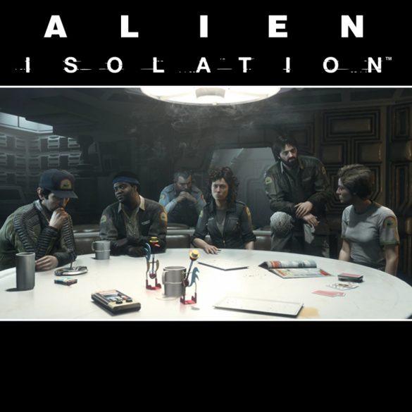 Alien: Isolation - Crew Expendable (DLC)