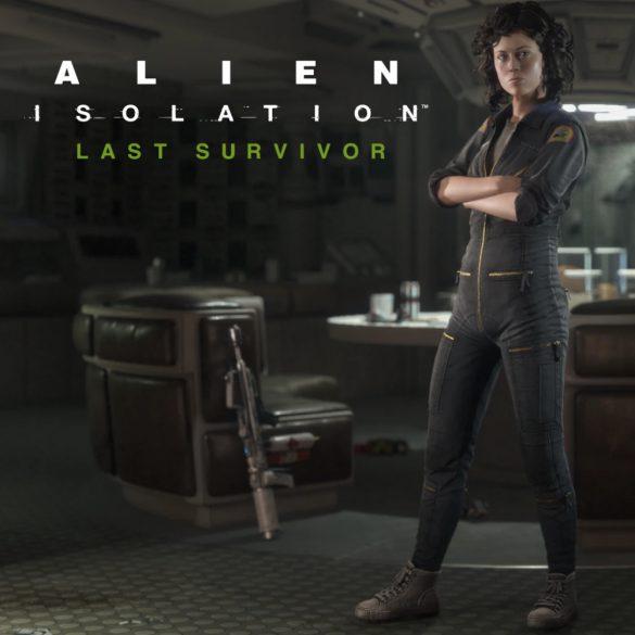 Alien: Isolation - Last Survivor (DLC)