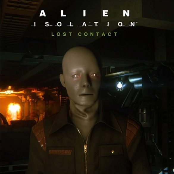 Alien: Isolation - Lost Contact (DLC)