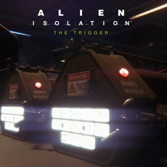 Alien: Isolation - The Trigger (DLC)