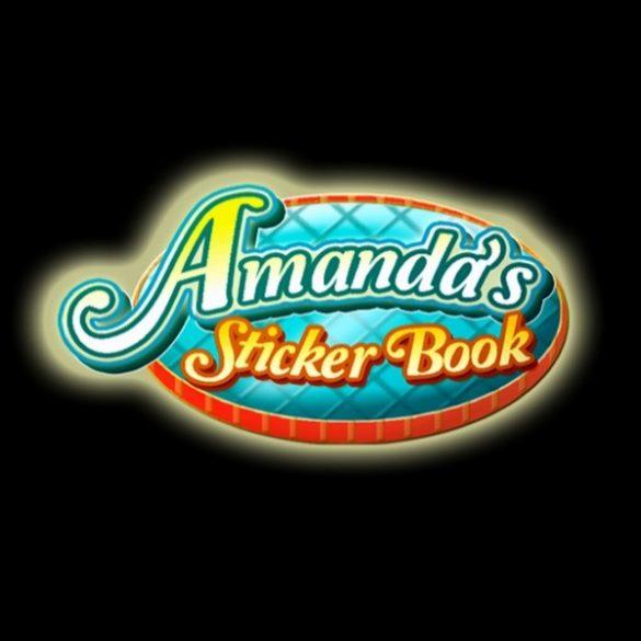 Amanda's Sticker Book Steam