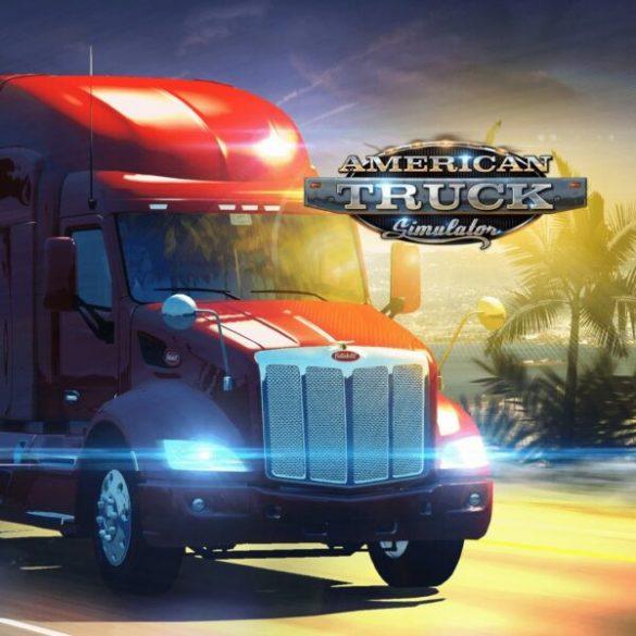 American Truck Simulator (Gold Edition)