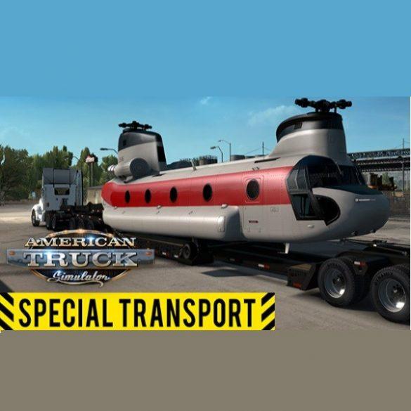 American Truck Simulator - Special Transport (DLC)