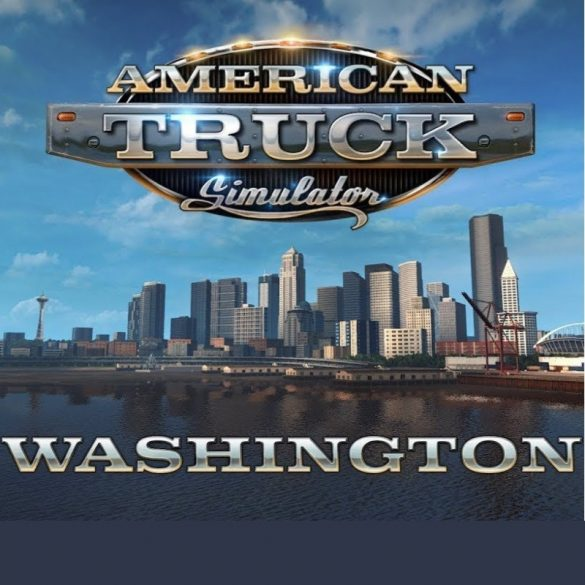 American Truck Simulator - Washington (DLC)
