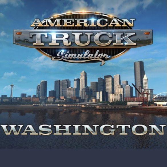 American Truck Simulator - Washington (DLC)
