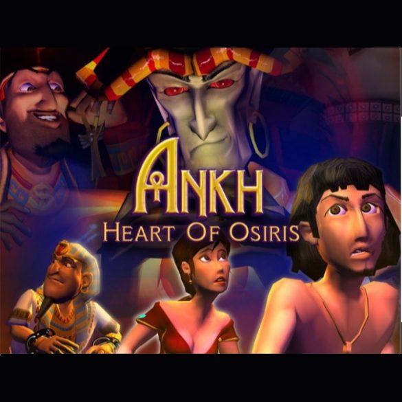 Ankh 2: Heart of Osiris