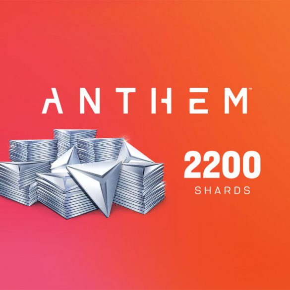 Anthem: 2200 Shards