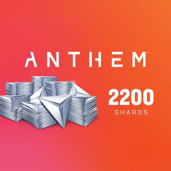 Anthem: 2200 Shards