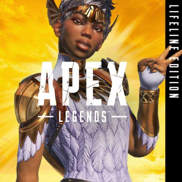 Apex Legends Lifeline Upgrade