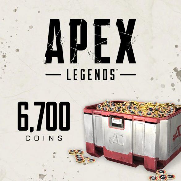 Apex Legends - 6700 Apex Coins