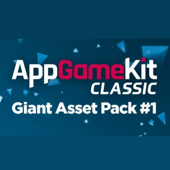 AppGameKit - Giant Asset Pack 1 (DLC)