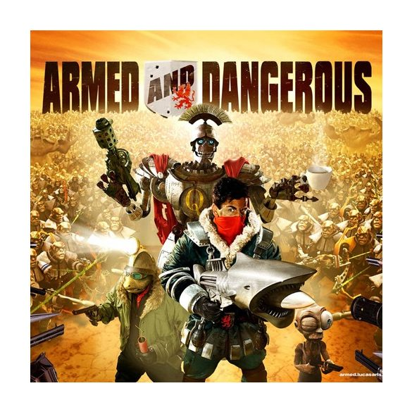 Armed and Dangerous (EU)