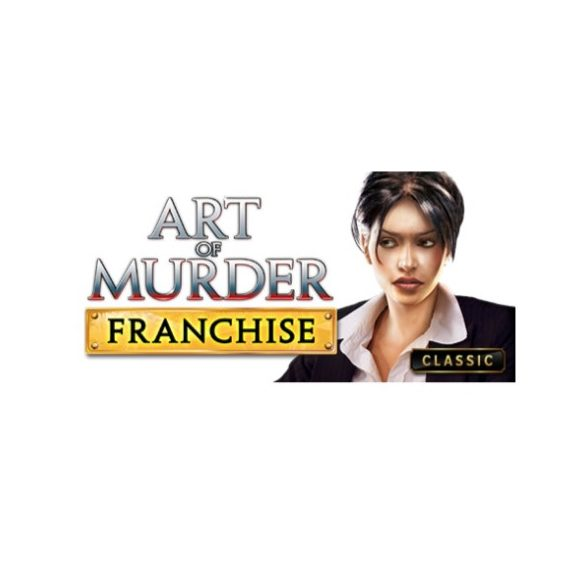 Art of Murder Franchise Bundle