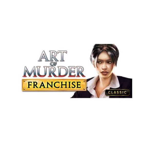 Art of Murder Franchise Bundle