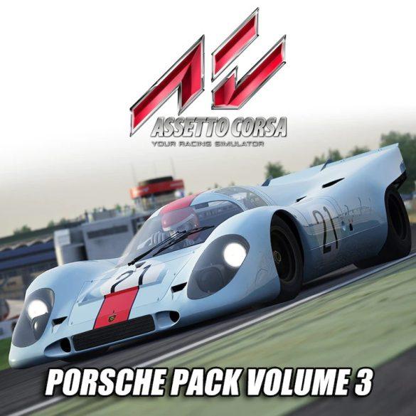 Assetto Corsa - Porsche Pack III (DLC)