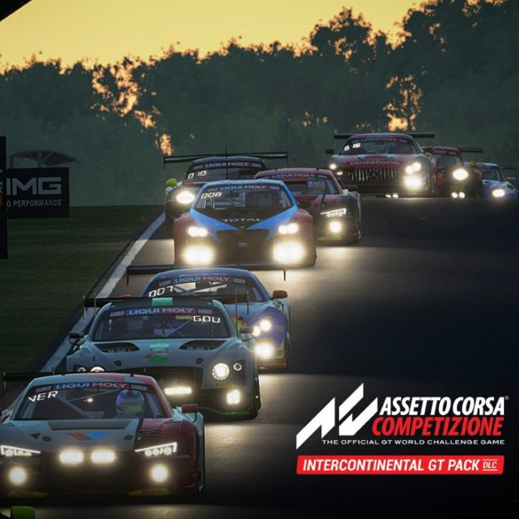 Assetto Corsa Competizione - Intercontinental GT Pack (DLC)