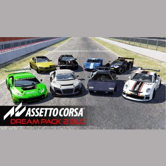 Assetto Corsa: Dream Pack 2