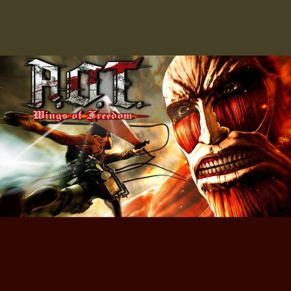 Attack on Titan / A.O.T. Wings of Freedom