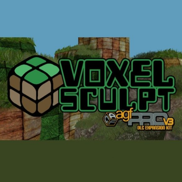 Axis Game Factory's AGFPRO + Voxel Sculpt