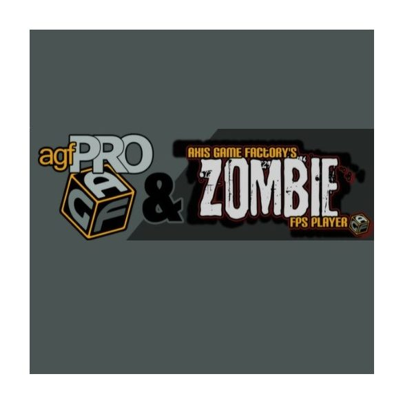 Axis Game Factory's AGFPRO + Zombie FPS Player