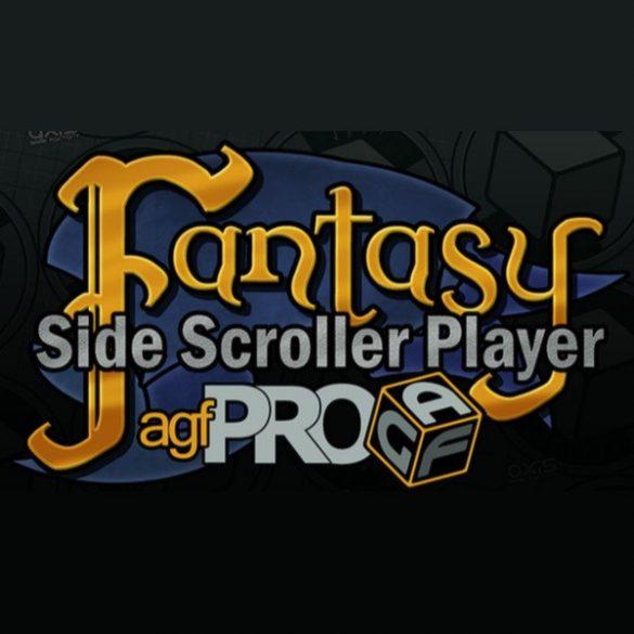 Axis Game Factory's AGFPRO Fantasy Side-Scroller Player (DLC)