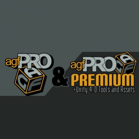 Axis Game Factory's AGFPRO v3 + Premium Bundle