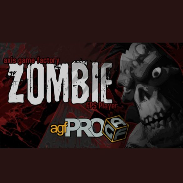 Axis Game Factory's AGFPRO Zombie FPS Player (DLC)