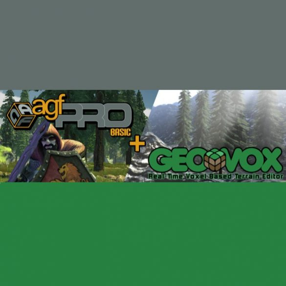 Axis Game Factory's GeoVox + AGFPRO + Premium (DLC)