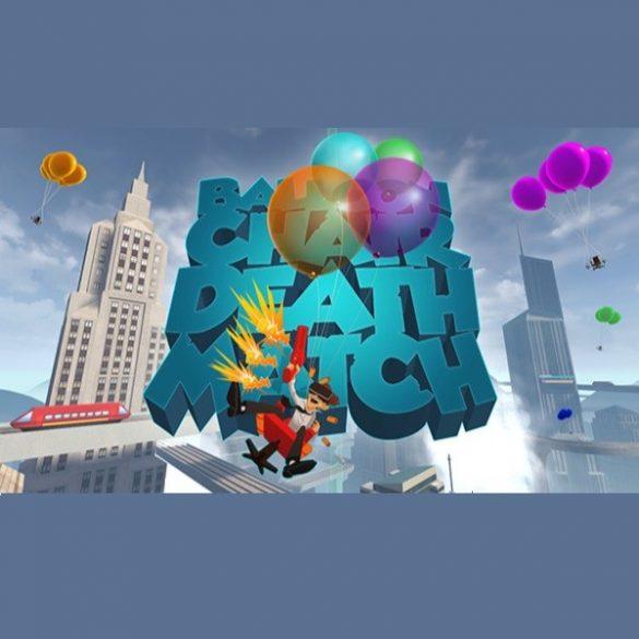 Balloon Chair Death Match
