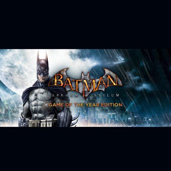 Batman: Arkham Asylum GOTY Edition (EU)