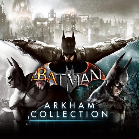 Batman: Arkham Triple Pack