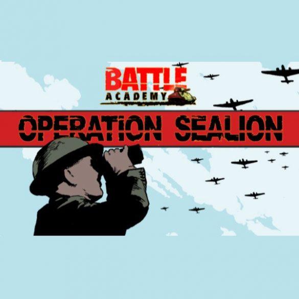 Battle Academy - Operation Sealion (DLC)