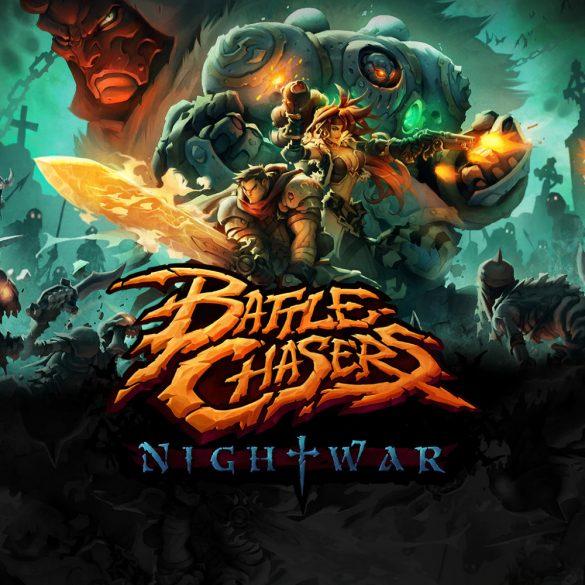 Battle Chasers: Nightwar TR