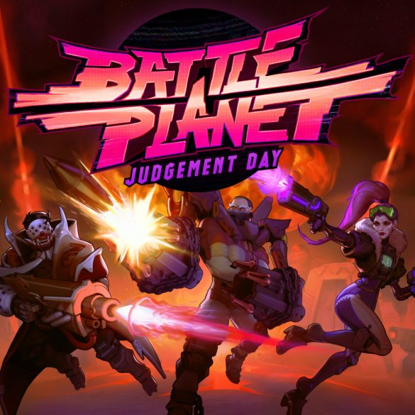 Battle Planet: Judgement Day
