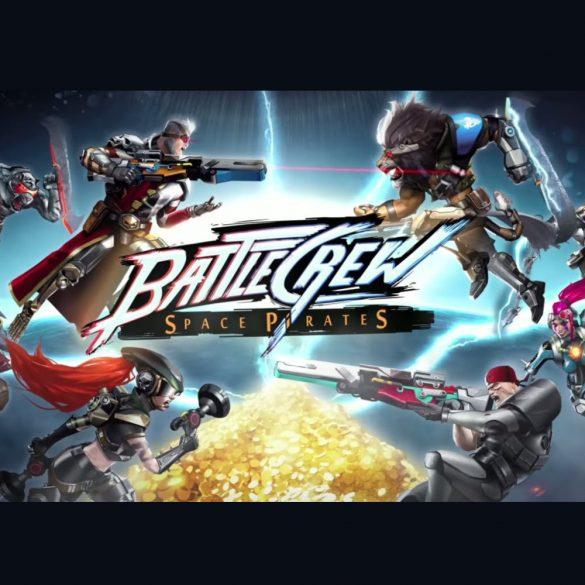 BATTLECREW Space Pirates - Deluxe Edition