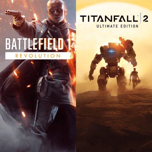 Battlefield Revolution 1 & Titanfall 2 Ultimate Bundle