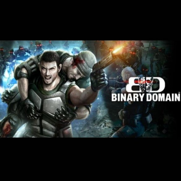 Binary Domain Collection Pack
