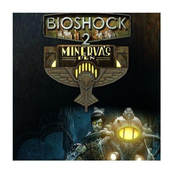 BioShock 2 - Minervas Den (DLC)
