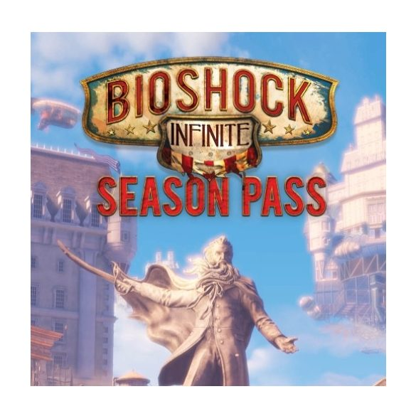BioShock Infinite Season Pass (MAC) DLC