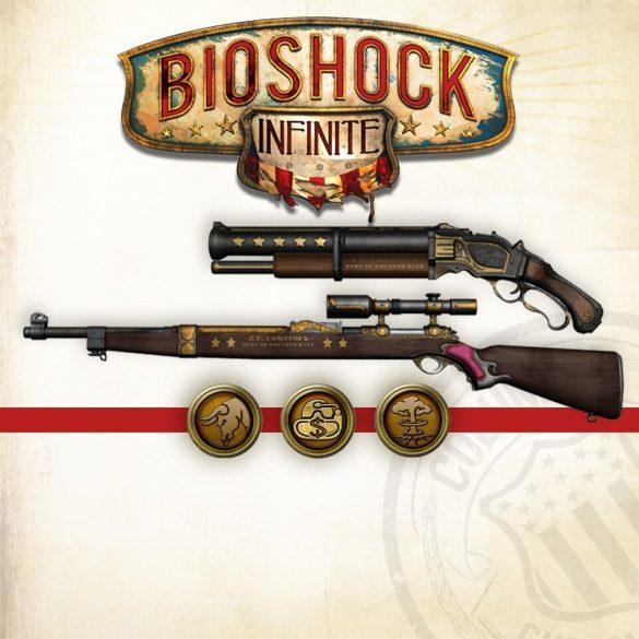 Bioshock Infinite: Columbia's Finest (MAC) (DLC)