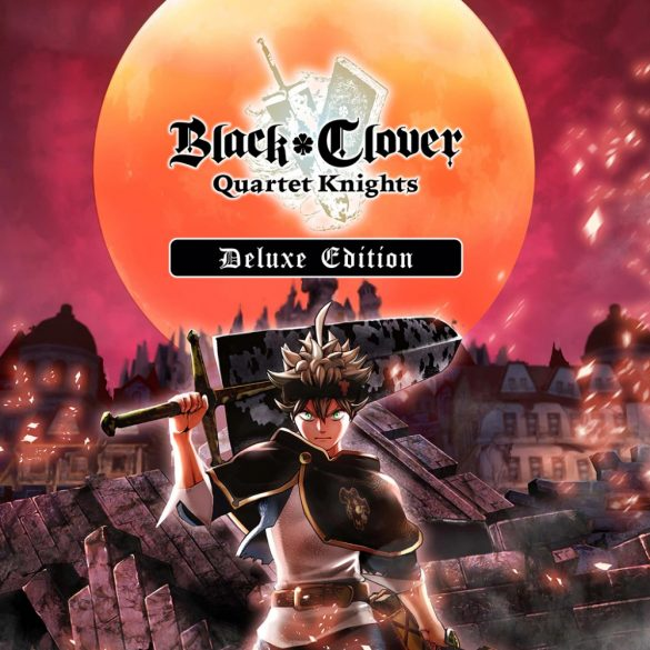 Black Clover: Quartet Knights (Deluxe Edition)